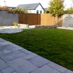 Landscaped work. Galway