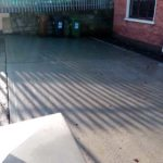 Patio revamp in Oranmore, Galway