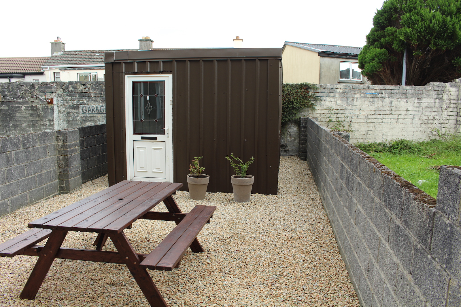 Garden transformation in Galway - After
